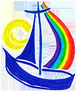 Unser Kindergarten in der Au Mobile Retina Logo